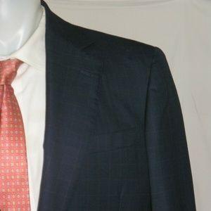 Umberto Pitagora Bespoke Two Button Suit 42L